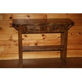 Bechtold 42 Solid Wood Console Table by Millwood Pines