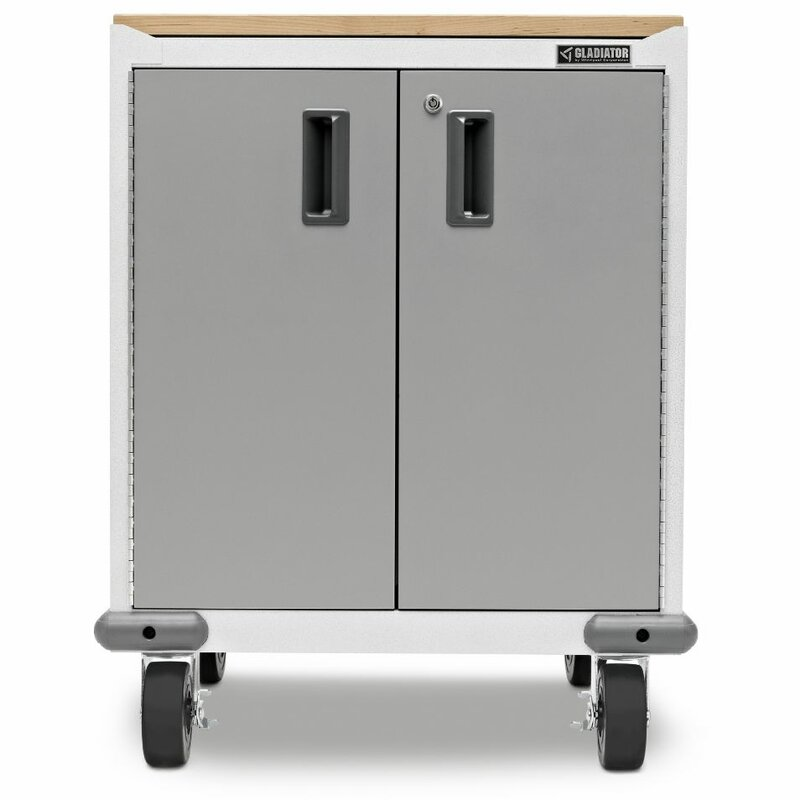 Wheels Garage Storage Cabinets You'll Love | Wayfair