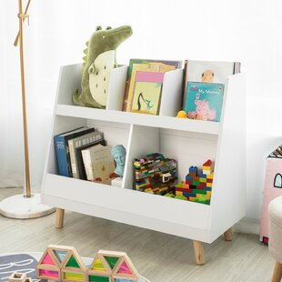 Wabash 77cm Bookcase By 17 Stories