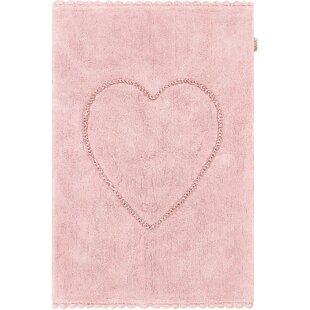 Cotton Pink Rug by Guy Laroche Paris