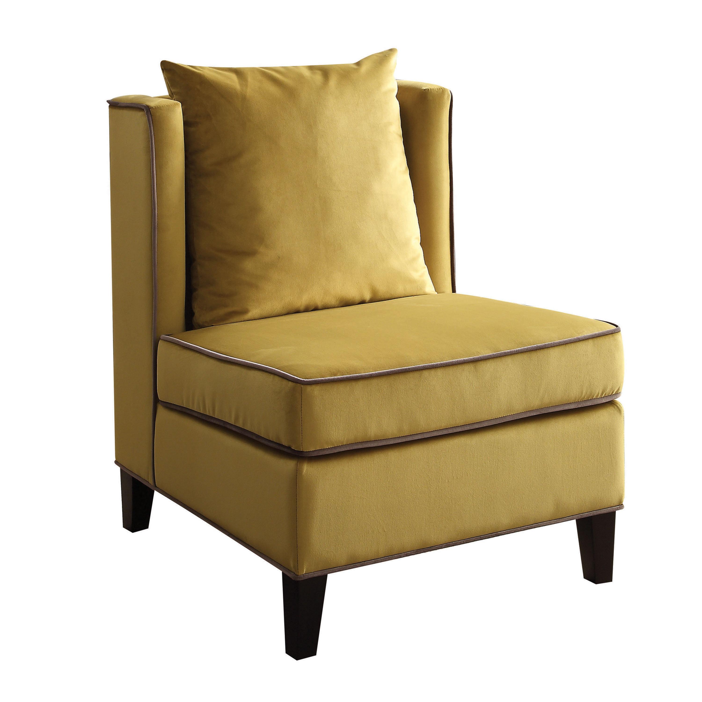 Merveilleux ACME Furniture Ozella Slipper Chair U0026 Reviews | Wayfair