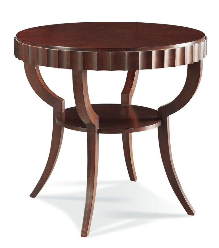 CTH Occasional End Table with Storage