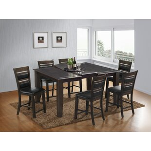 7 Piece Counter Height Dining Set