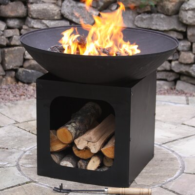 Fire Pits - Gas, Wood and Charcoal Fire Pits | Wayfair.co.uk