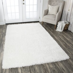 Top Reviews Hand-Tufted White Area Rug By The Conestoga Trading Co.