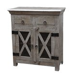 Drummond 2 Doors Accent Cabinet by Rosecliff Heights