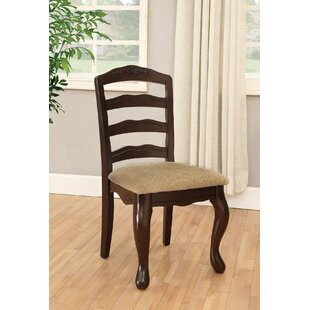 Mel Dining Chair (Set of 2) Canora Grey