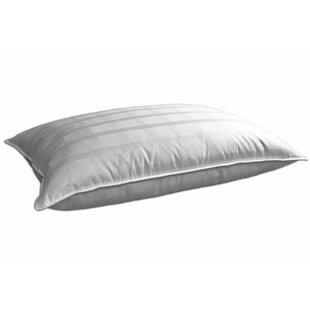 Blue Ridge Home Fashions Windowpane Down Blend Pillow