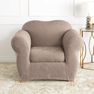 Brown Separate Seat Slipcovers You Ll Love In 2019 Wayfair