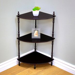 Shop for Corner Unit Bookcase By Mega Home