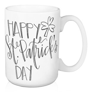 Billips Happy St. Patrick's Day Coffee Mug