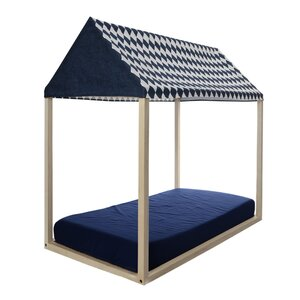 Full Coverage Rhombus & Solid Play House
