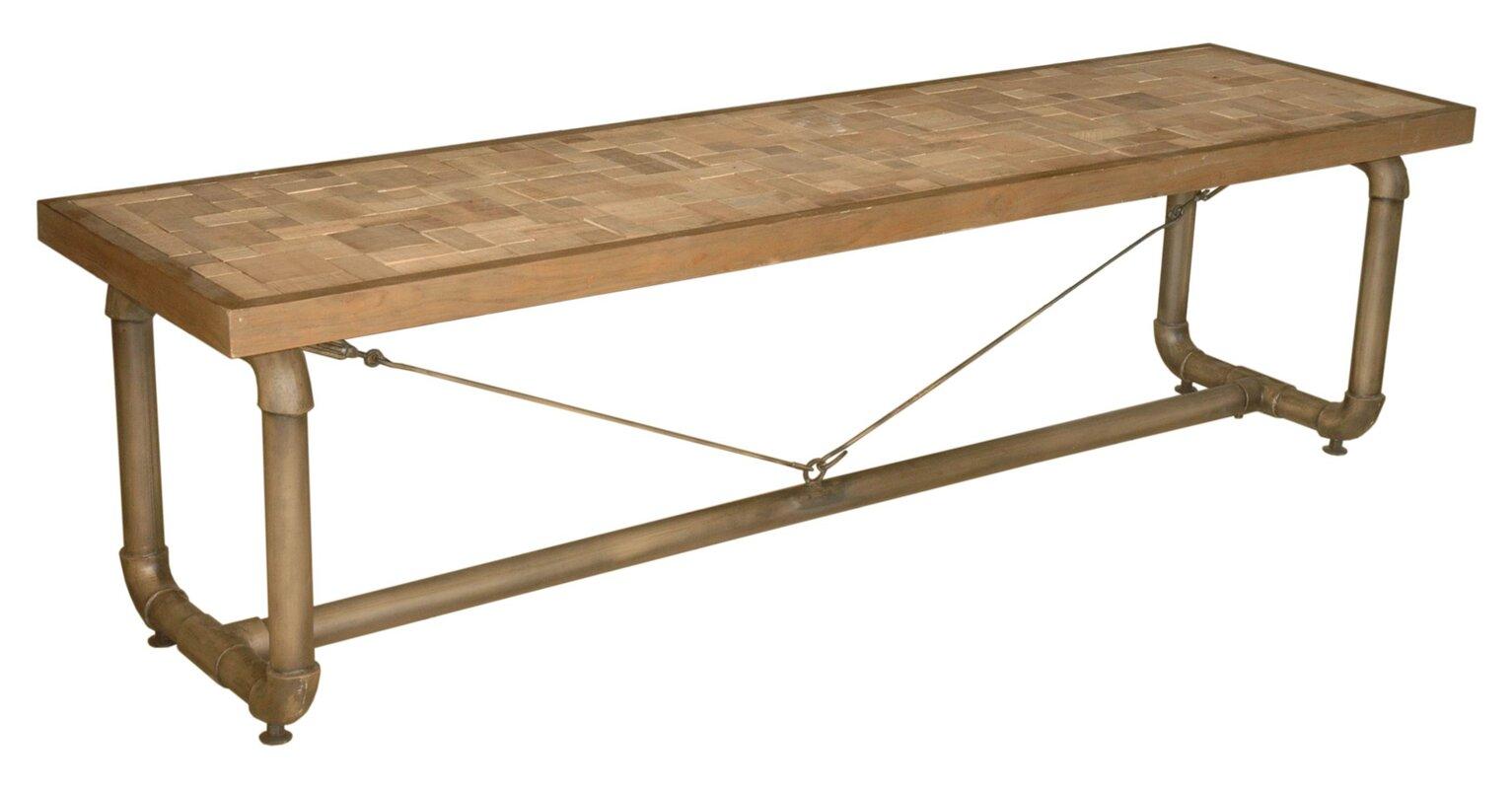 Trapeze Two Seat Bench