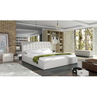Orren Ellis SP Upholstered Platform Bed