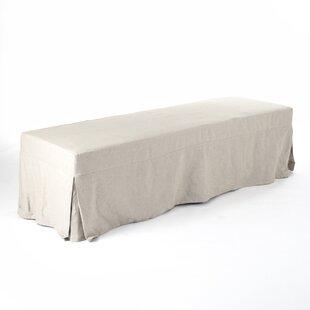 Zentique Sadie Upholstered Bench