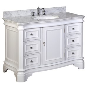 Katherine 48 Single Bathroom Vanity Set