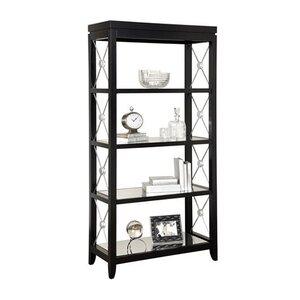 Rosella Etagere Bookcase