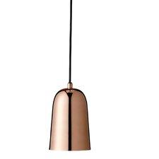 Callista 1 Light Mini PendantModern Copper Pendant Lighting   AllModern. All Modern Pendant Lighting. Home Design Ideas