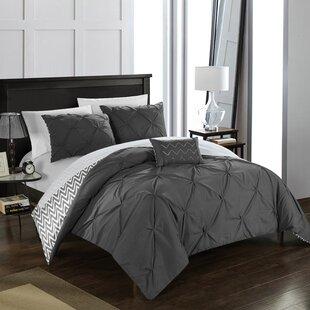 Jacky 8 Piece Comforter Set