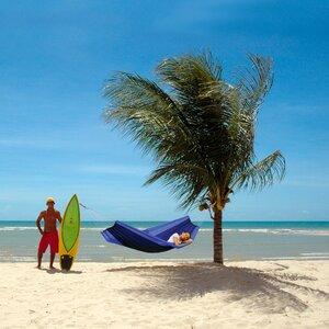 Reisehängematte Silk Traveller von Amazonas Gm..