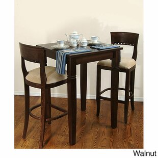 Ealy 3 Piece Pub Table Set..