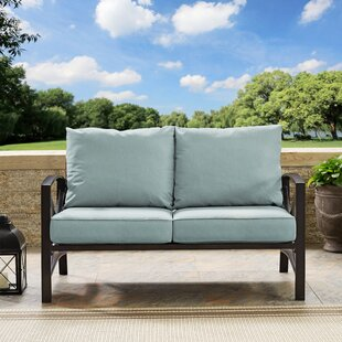 Freitag Loveseat with Cushions