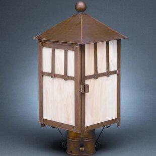 Northeast Lantern Lodge 1-Light Lantern Head