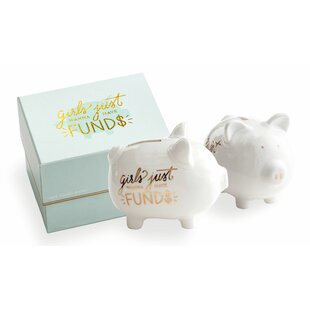 Adult Piggy Banks Decorative Objects You'll Love in 2019