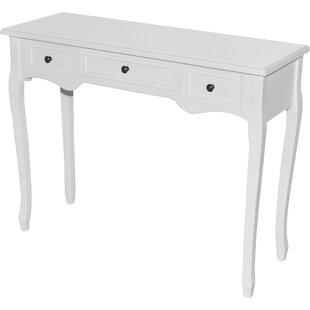 Narrow White Console Table Wayfaircouk