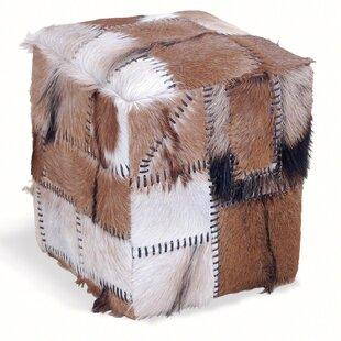 Hawthorn Cube Stool By Alpen Home