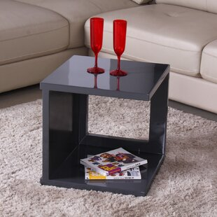 Glossy Functional Coffee Table