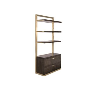 Runway Standard Bookcase by Fine Furniture Design
