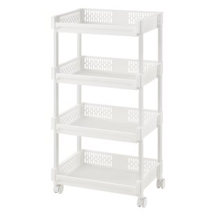 Lexi Kitchen Trolley With Plastic Top By Symple Stuff