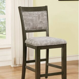 Foundry Select Armitage Counter Height Upholstered Dining Chair (Set of 2)