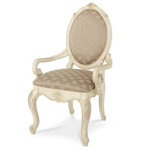 Lavelle Upholstered Dining Chair Michael Amini
