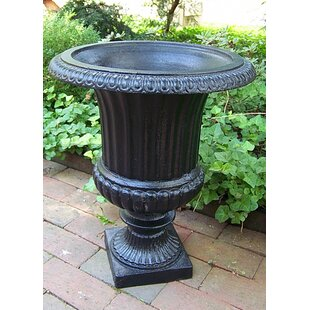 Fiore Cast Iron Urn Planter