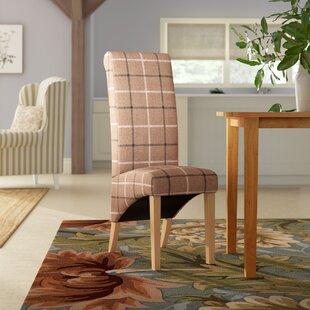 Bernardine Upholstered Dining Chair (Set Of 2) By Brambly Cottage