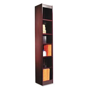 Narrow Profile Standard Bookcase