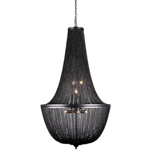 Mercer41 Corundum 10-Light Empire Chandelier