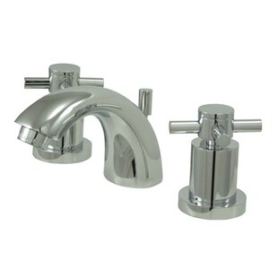 Kingston Brass Concord Widespread faucet Bathroom Faucet with Drain Assembly