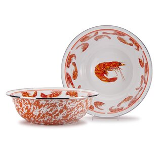 Havens Shrimp Serving Bowl