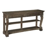 Elia 64 Solid Wood Console Table by Darby Home Co