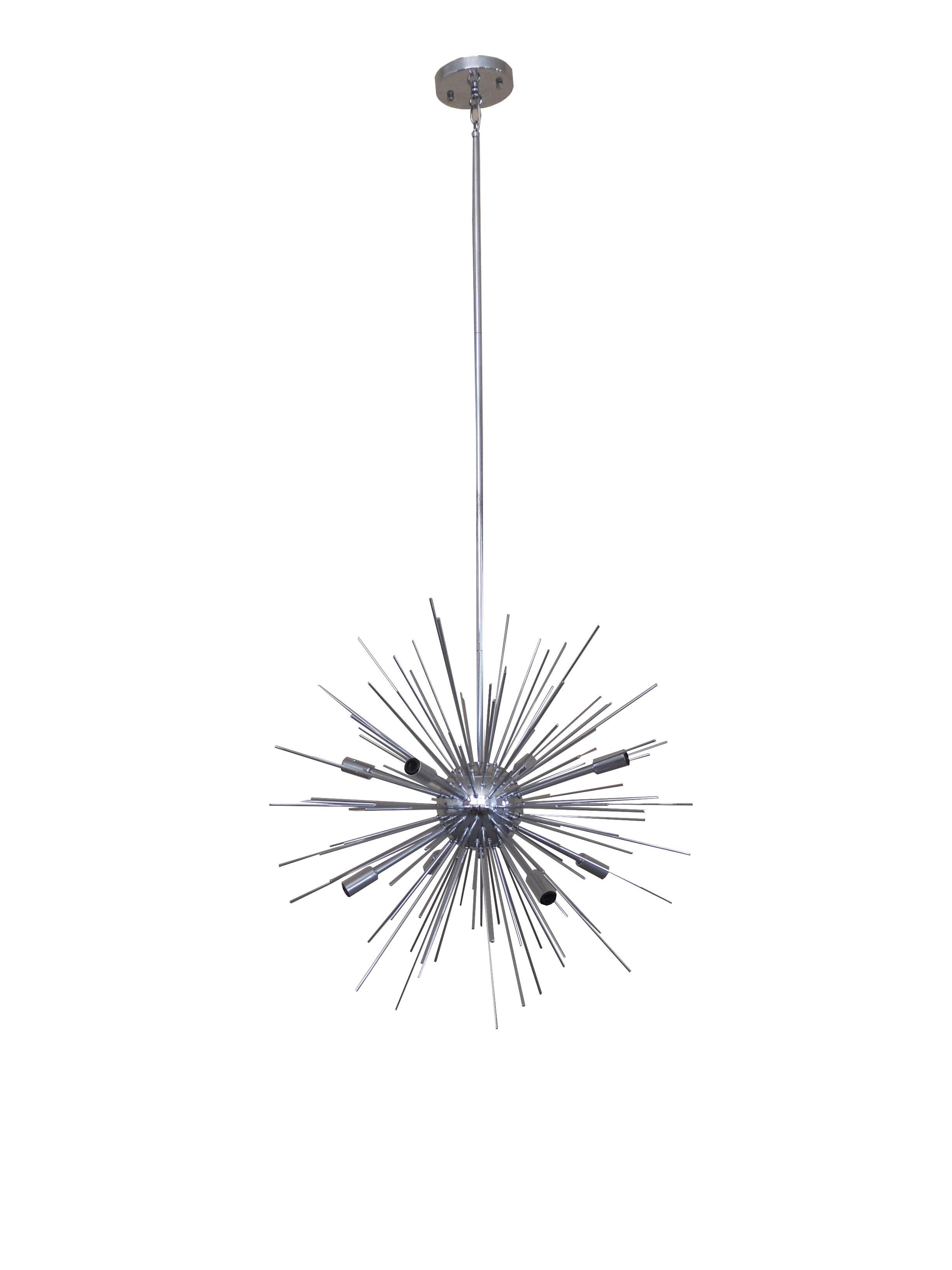 urchin chandelier room their museum trip cristal own worth restaurants galerie