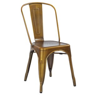 Krishtha Dining Chair (Set Of 4) by 17 Stories Cheap