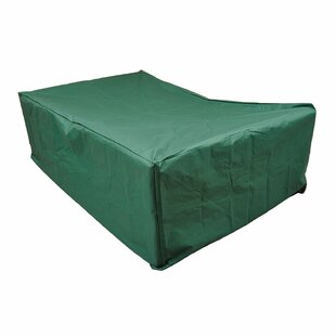 UV/Rain Protective Rattan Furniture Dining Set Cover By WFX Utility