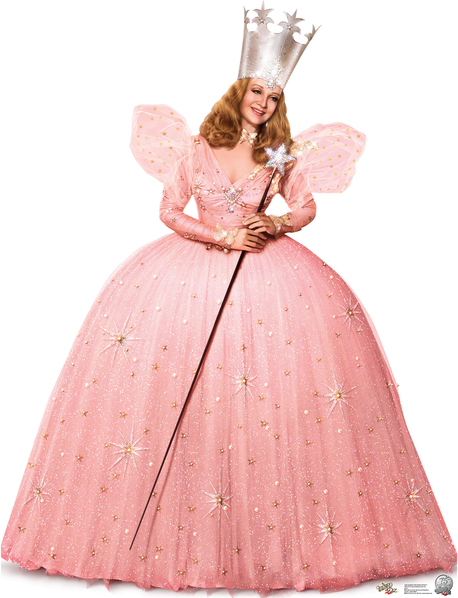 Advanced Graphics Glinda the G...