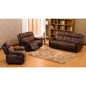 Tavistock 3 Piece Living Room Set by Red Bar..