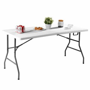 Fairport Folding Plastic Camping Table By Sol 72 Outdoor