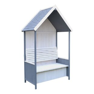 Review Wooden Arbour
