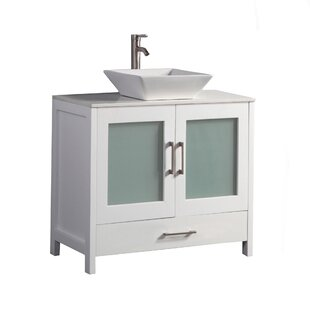 Preciado Modern 48 Single Bathroom Vanity Set